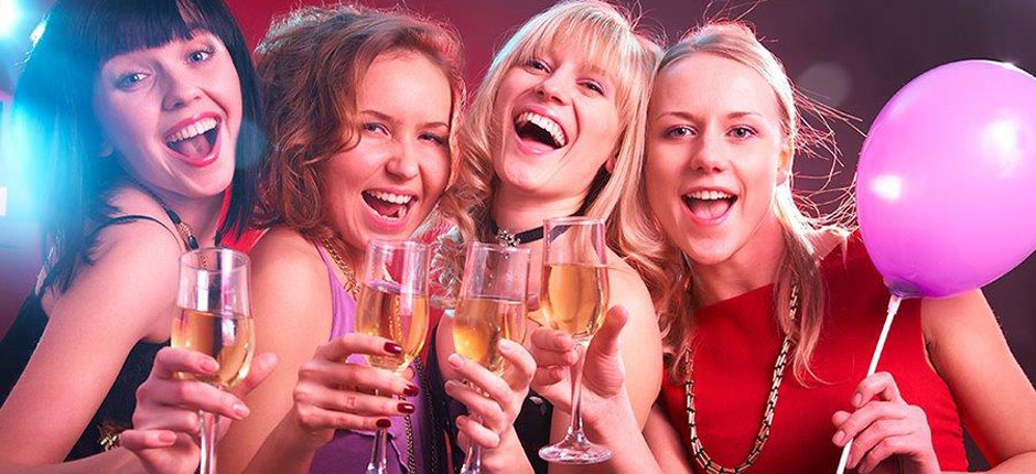 Hen Party's at Matts »
